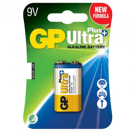 Batteri 9 volts batteriblock LR22