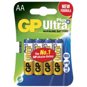 Batteri AA, 4-pack