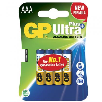 Batteri AAA, 4-pack