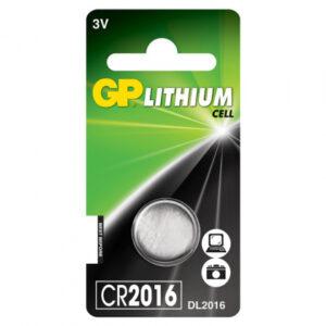 Batteri CR2016