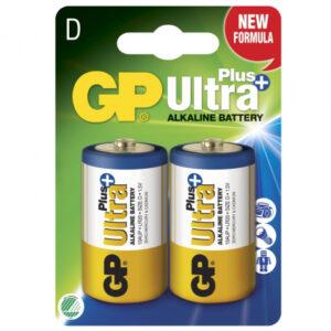 Batteri D eller LR20 2-pack