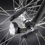 Batterilösa cykellampor