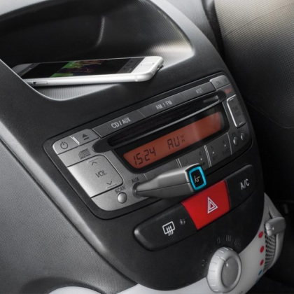 Bluetoothadapter 3,5 mm