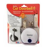 Dörrklocka för katten