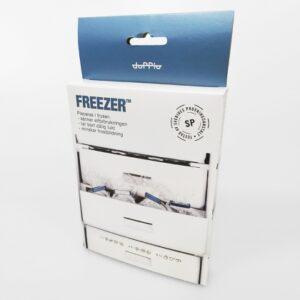 Fuktabsorberande kassett för frysen