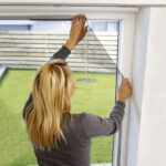 Insektsnät till fönstret