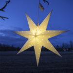 Julstjärna för utomhusbruk