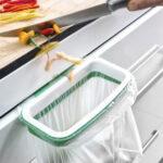 Kompostpåsehållare för skåp