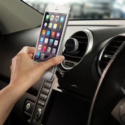 Magnetisk mobilhållare för bilen