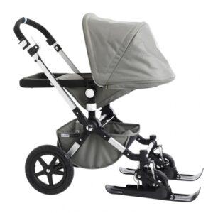 Skidor till barnvagnen