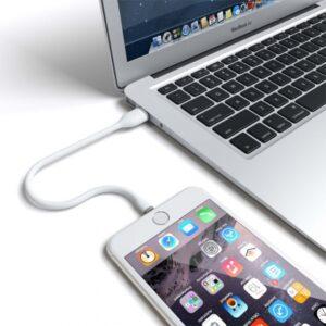 USB-kabel, kort