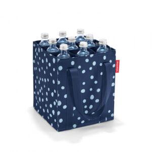 Hopvikbar flaskväska