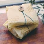 Bee's wrap, hållbart smörgåspapper