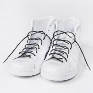 Elastiska skosnören med reflexer