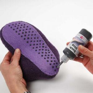 Halkskydd till sockor & tofflor