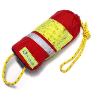 Räddningslina med livboj