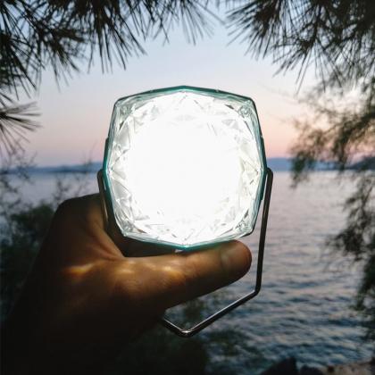 Solcellslampa Little Sun Diamond