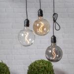 Batteridriven dekorationslampa