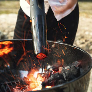 Looftlighter X - Sladdlös grill- & braständare