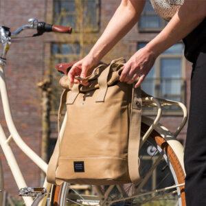 Cykelväska ryggsäck