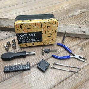 Litet verktygsset
