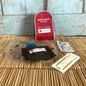 Röda Korsets Första hjälpen-väska, Mini
