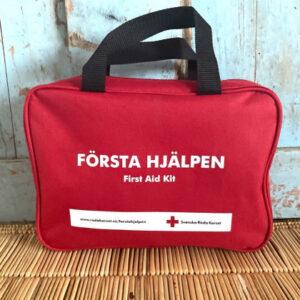 Röda Korsets Första hjälpen-väska, Stor