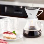 Mjukt kaffefilter i rostfritt stål