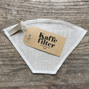 Kaffefilter i linne