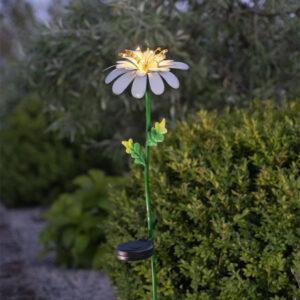 Solcellsblomma på spett, Daisy