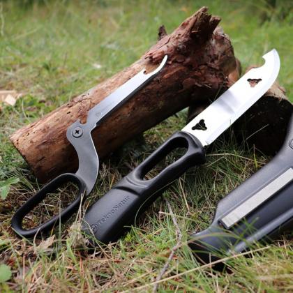 Knivverktyg för jakt och fiske