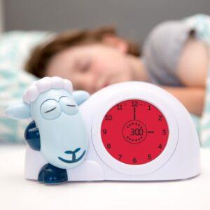 Sömntränare med klocka